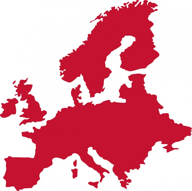europe red