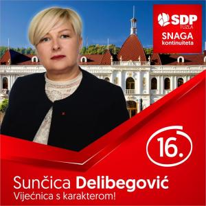 Sunčica Delibegović