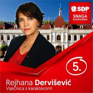 Rejhana Dervisević