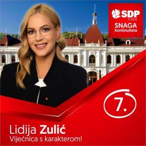 Lidija Zulić