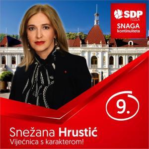 Snežana Hrustić