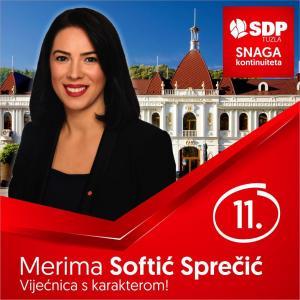 Merima Softić Sprečić