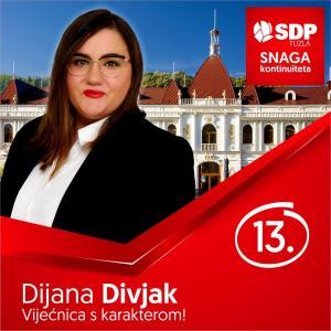Dijana Divjak