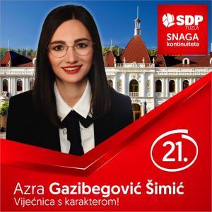 Azra Gazibegović Šimić
