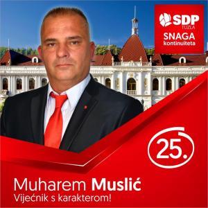 Muharem Muslić