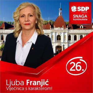 Ljuba Franjić